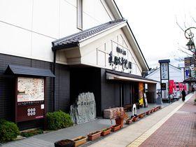池波正太郎真田太平記館に隣接する「ユーイン上田」で城下町を楽しもう|長野県|トラベルjp<たびねす>