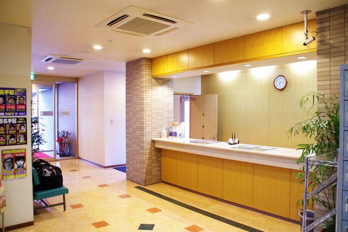 上田の観光に機能的なホテル