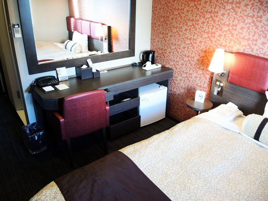 バリエーション豊かな客室タイプ