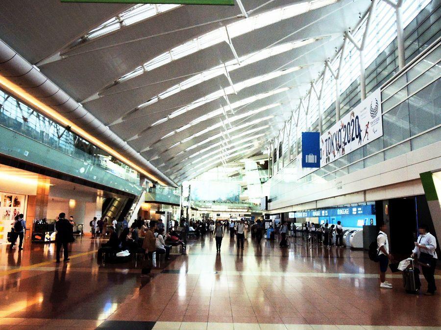 羽田空港へ最高のアクセス