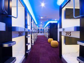 女性も利用できる「グランパーク・イン横浜」はグルメなカプセルホテル|神奈川県|トラベルjp<たびねす>