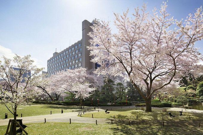 革新的な東京シティエリアのプリンスホテル