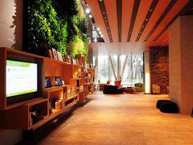 柏市のスマートシティにスマートホテル「三井ガーデンホテル柏の葉」|千葉県|トラベルjp<たびねす>