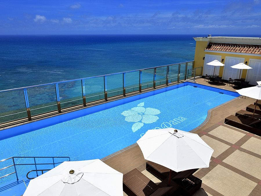 沖縄北谷アメリカンビレッジ内のホテル「ベッセルホテルカンパーナ沖縄」