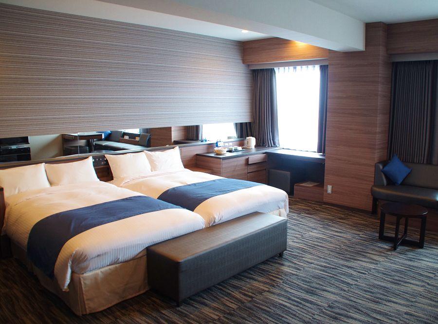 デラックス感溢れるホテル