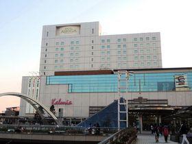 豊橋駅直結の便利で上質な「ホテルアソシア豊橋」で快適ステイ