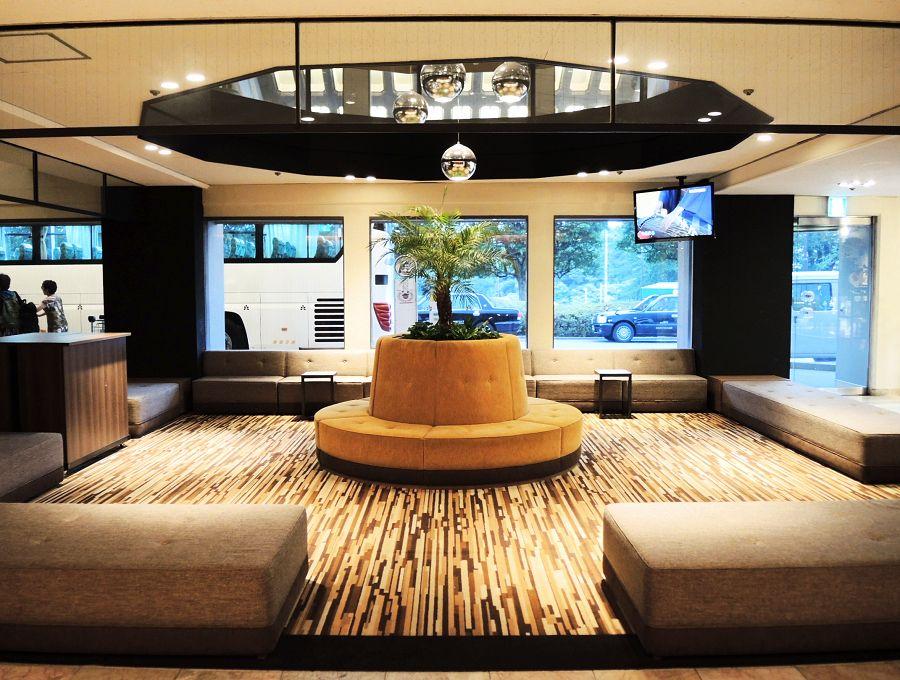 ハイセンスでエキゾチックな快眠ホテル「ホテル日航成田」