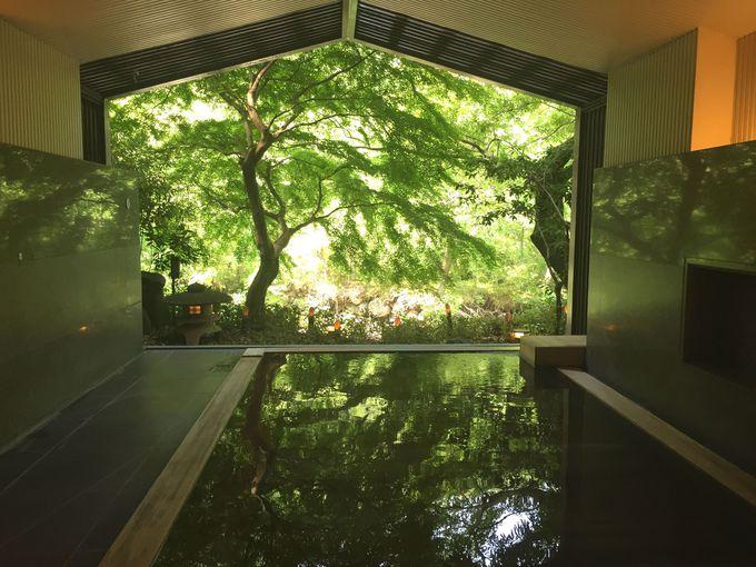 伝統文化と洗練されたモダニズム「星野リゾート 界 箱根」