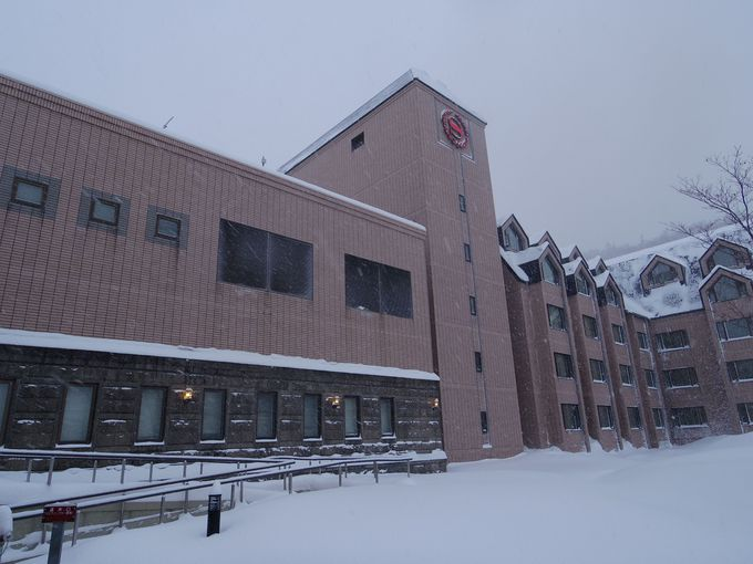 シェラトンブランド日本初のスキーリゾート