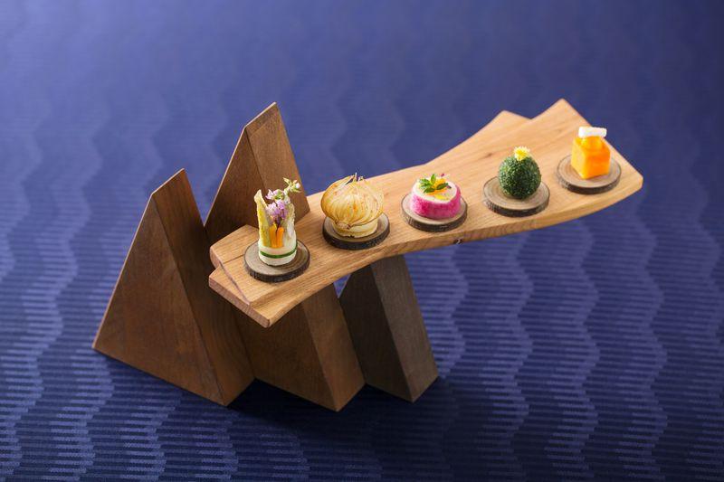 比叡山の懐に佇むオーベルジュ「星野リゾート ロテルド比叡」で滋賀の恵みを丸かじり