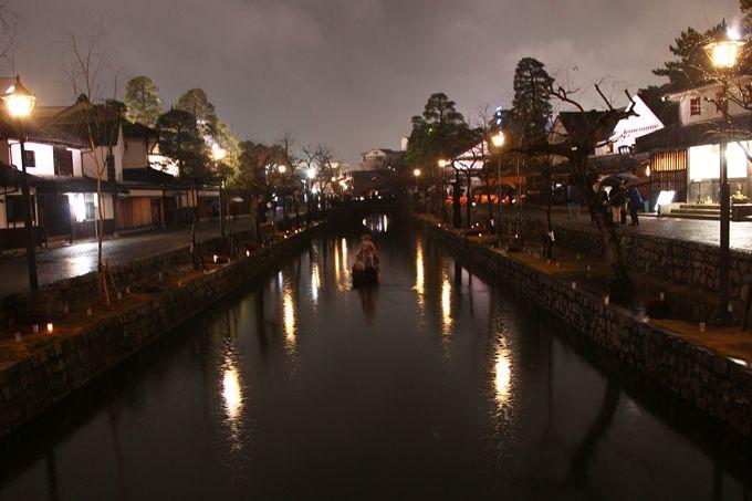 白壁の町を夜まで満喫!倉敷美観地区レトロガーリーさんぽ