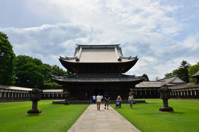 前田利長が眠る国宝「瑞龍寺」で歴史ストーリーを体感