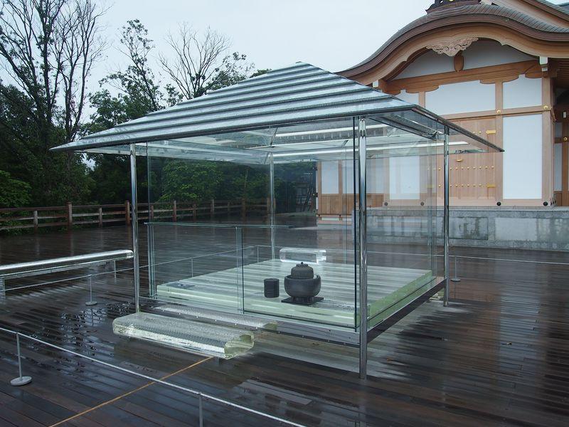 京都を一望!ガラスの茶室もある「将軍塚青龍殿」と隠れ展望スポットで京野菜×イタリアン