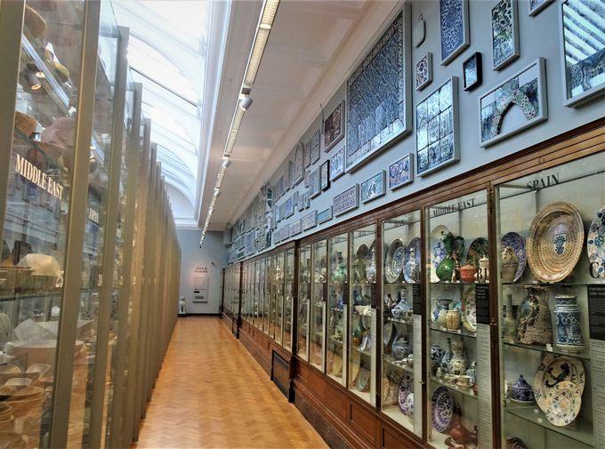 3.ヴィクトリア&アルバート博物館