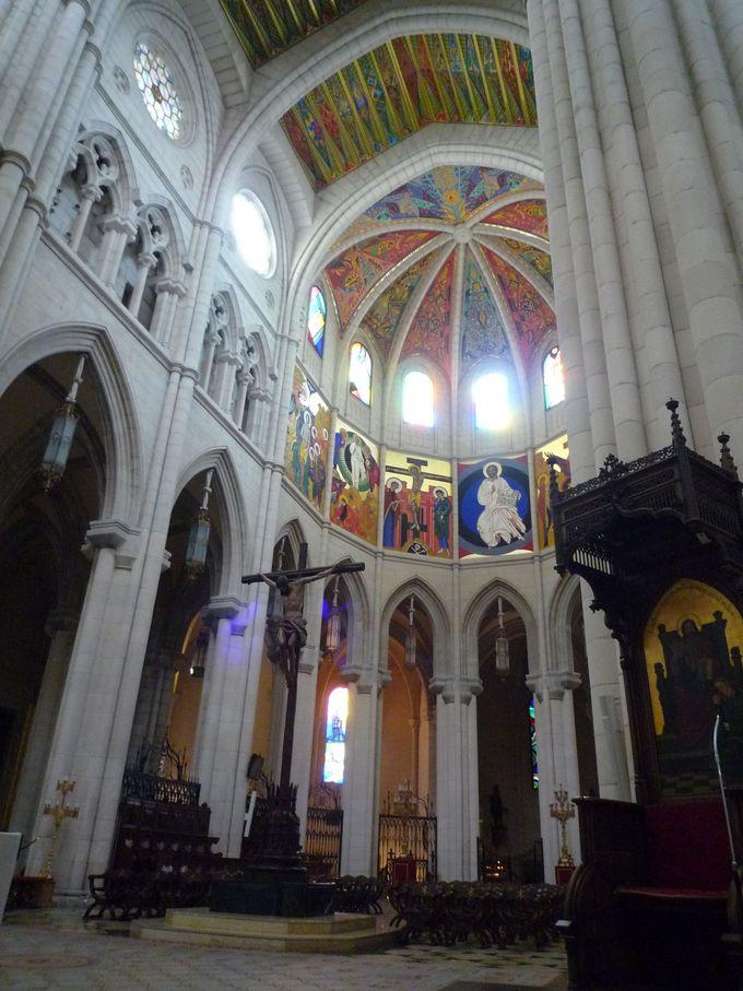 1993年まで大聖堂が無かった「マドリード」