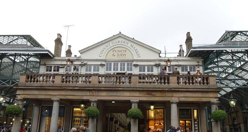 「コヴェントガーデン」周辺は、ロンドンの素敵が凝縮されたワクワクエリア!