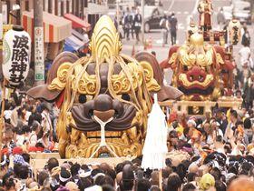 行くしかない!築地の特典いっぱい開運スポット「波除神社」|東京都|トラベルjp<たびねす>