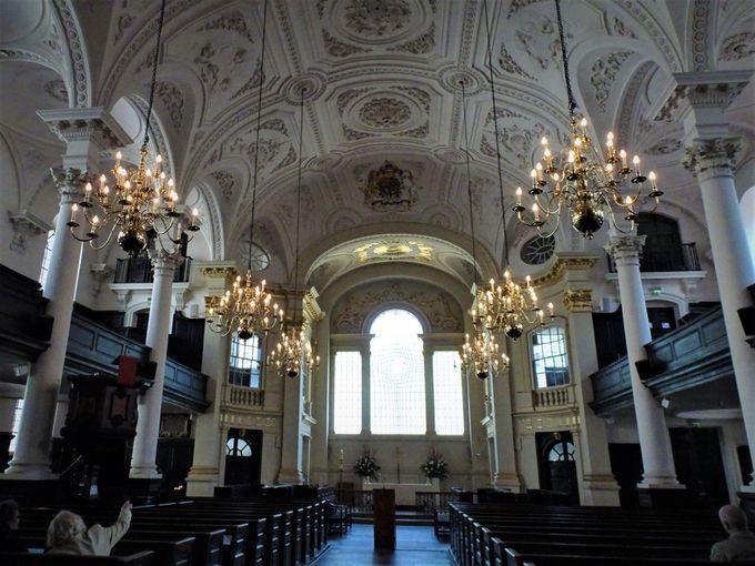 モーツアルトも演奏をしたことのある教会