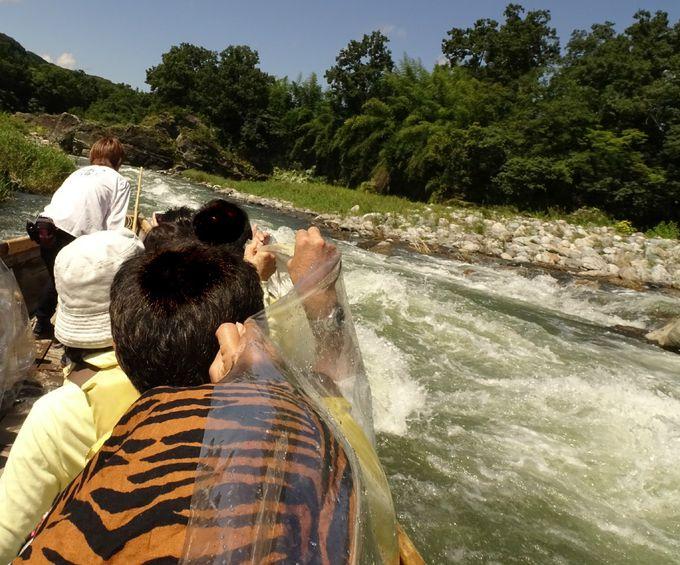タモリさんや太鳳ちゃんも楽しんだ「ライン川くだり」