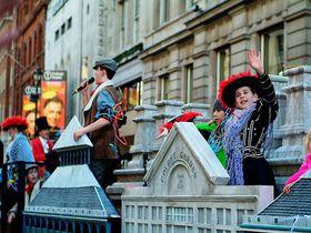 ロンドン「ニューイヤーズデー パレード」が凄い!その見どころと注意点