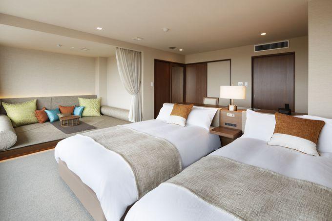 伊勢志摩を代表するリゾート施設内に立つ「ホテル合歓」