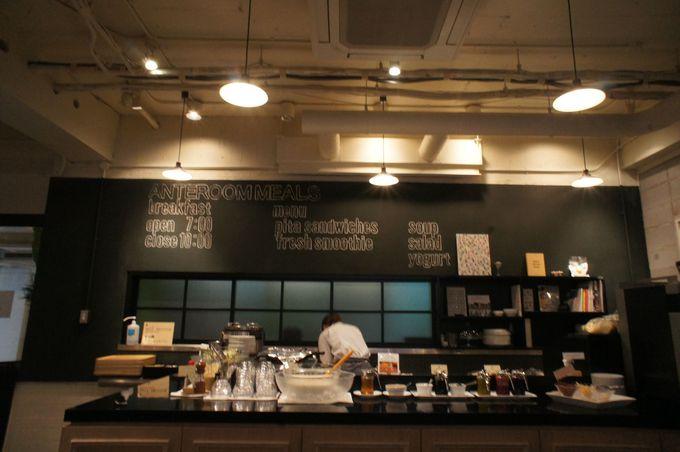 おしゃれなアートに囲まれながら過ごせる「ホテル アンテルーム 京都」