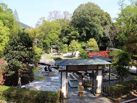 9種類の足湯!日本最大級の足湯専門温泉 湯河原「独歩の湯」で癒しを堪能