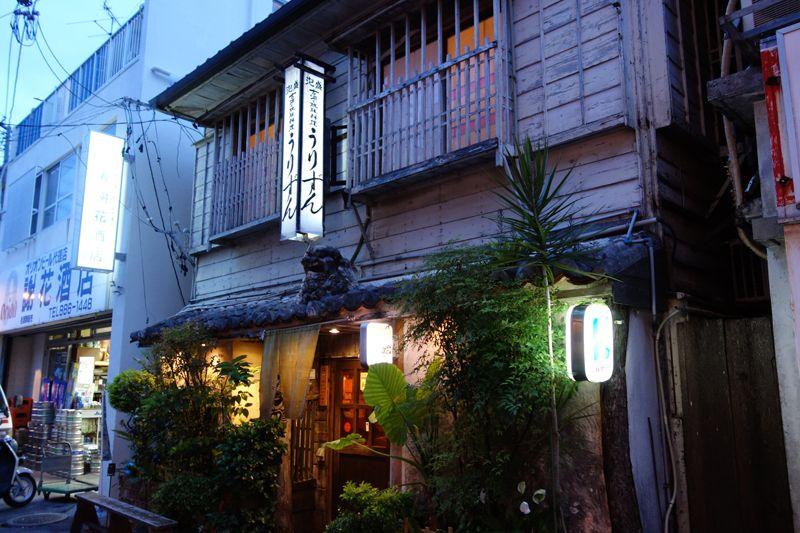 豊富な沖縄料理のメニューと沖縄各地の泡盛が楽しめる!