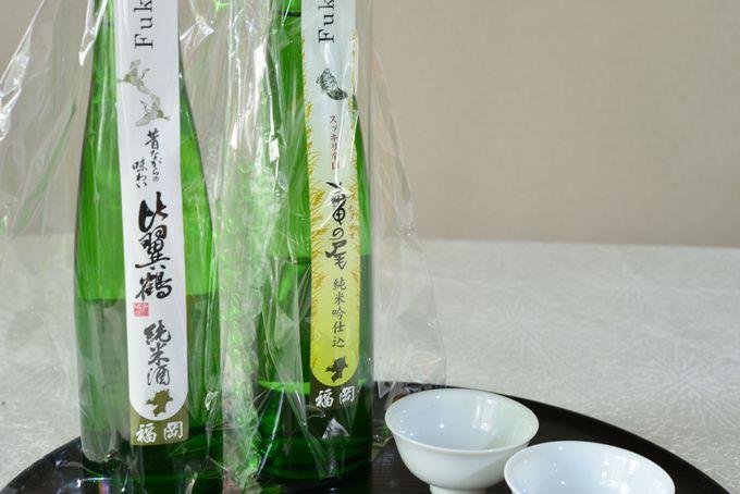 福岡は「日本三大酒どころ」の銘酒の里