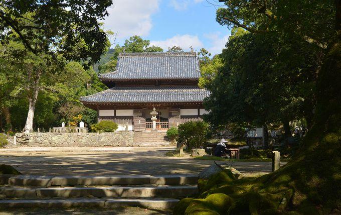 日本の仏教を新しい時代へ導いた日本遺産・観世音寺
