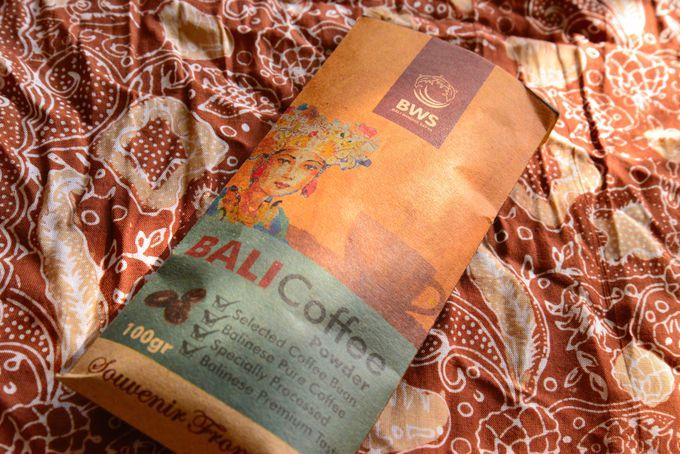 コーヒーは、インドネシア風で飲んでみよう