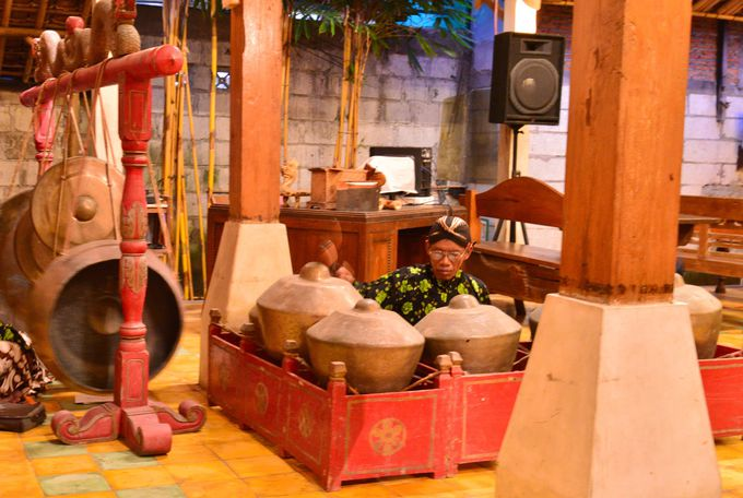インドネシアのオーケストラ、ガムラン