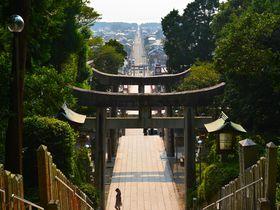 黄金のパワースポット!福岡・宮地嶽神社 その輝きの伝説に迫る|福岡県|トラベルjp<たびねす>