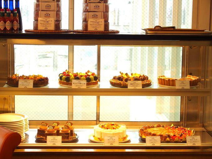 人気のケーキ店で、懐かしい昔の神戸へタイムスリップ