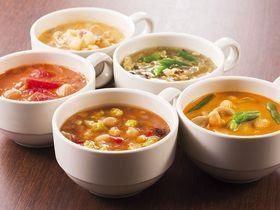 ほっこりスープの幸せ!駅前1分の「コンフォートホテル博多」|福岡県|トラベルjp<たびねす>