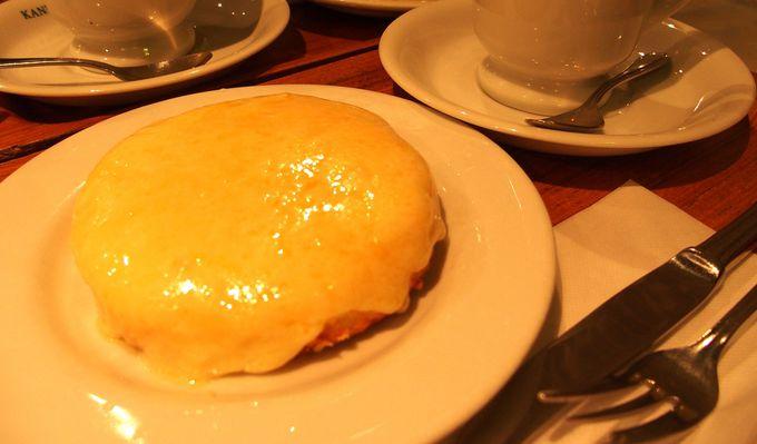 3.デンマークチーズケーキ(観音屋)