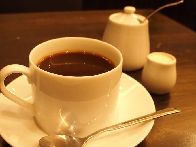 コーヒーの名は「麟太郎(りんたろう)」