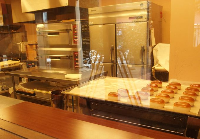 洋菓子だけでなく、和菓子の技術の伝承も