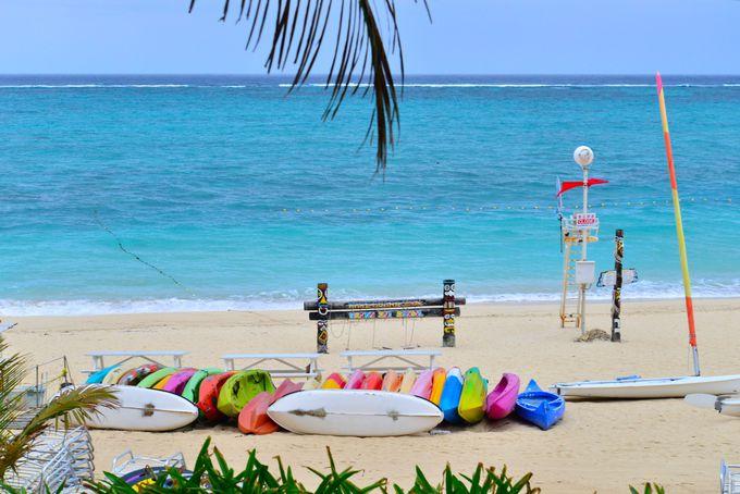 無人島で、ラグーンプールで、海とともにすごす休日