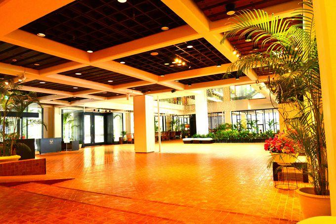 沖縄リゾート先駆者のホテル