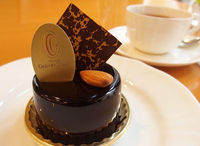 正統フランス菓子の美味しさを優雅に…「パティスリー グレゴリー コレ」