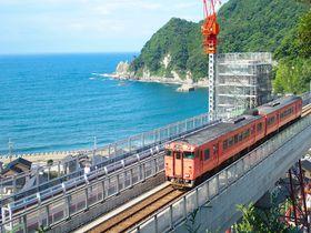 秘境駅探訪!風光明媚な兵庫県・香美町の「空の駅」あまるべ