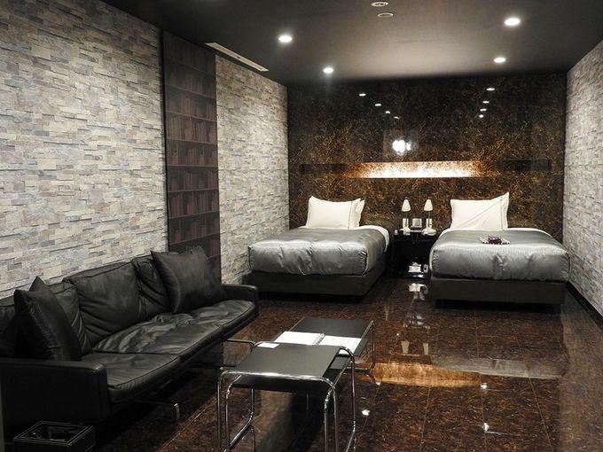 鉛温泉藤三旅館に、全室スイートのスタイリッシュなホテルが誕生