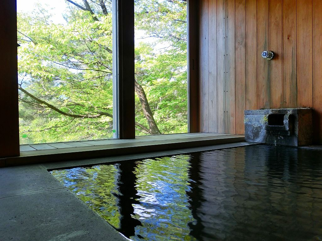 温泉もお風呂上がりも嬉しい「HOTELLI aalto」