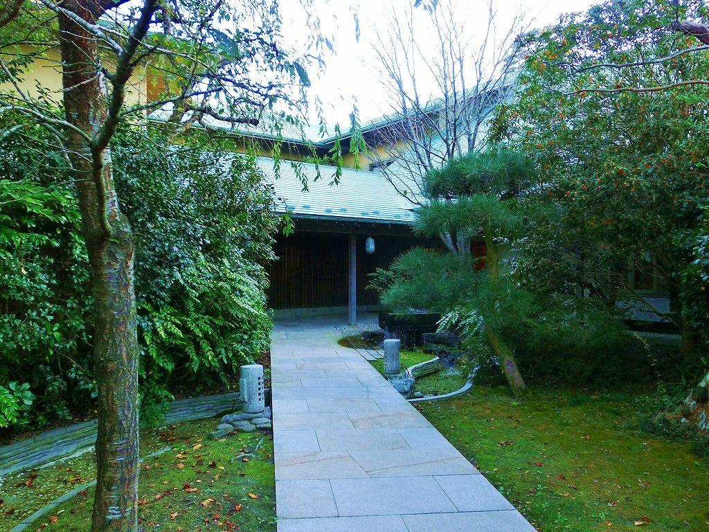 「松島佐勘 松庵」は大人のための隠れ家