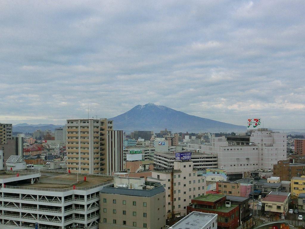 お岩木山の見える「アートホテル弘前シティ」は女子旅に最高のホテル!