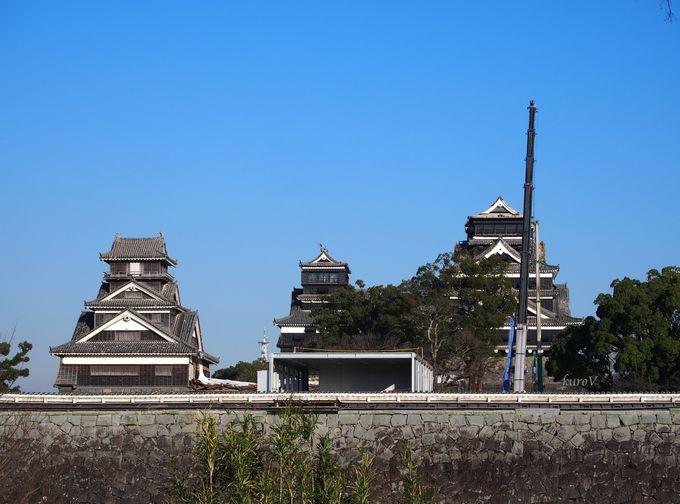 熊本地震、1年前の姿と現在。復興に向け長い道のりの始まり