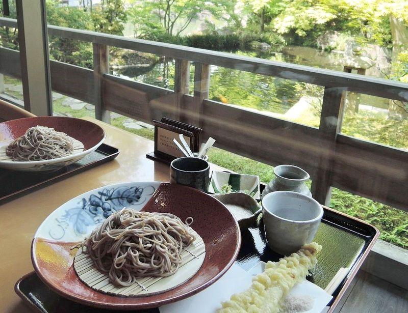 真っ白な美しい城と癒しの日本庭園が絶妙な組み合わせ!姫路城×好古園