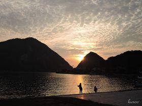 世界文化遺産登録勧告の熊本、三角西港!映画のロケ地、港のカフェで極上時間|熊本県|トラベルjp<たびねす>