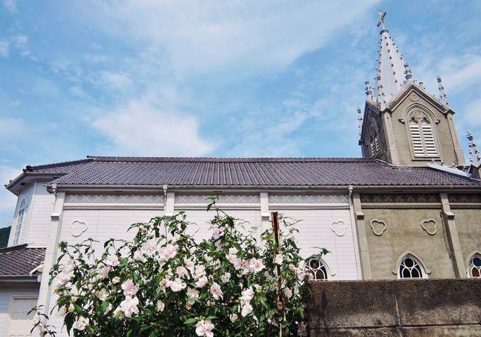 世界遺産暫定登録の教会が熊本県の天草に!「�ア津教会」「大江教会」